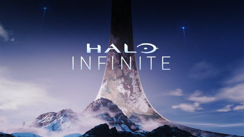 Halo: Infinite; screenshot: logo