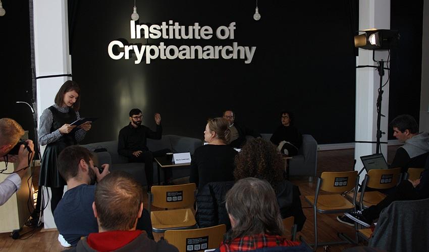 Hackers Congress Paralelní Polis 2018; HCPP18; reportáž; Praha; Institut Kryptoanarchie, přednášející
