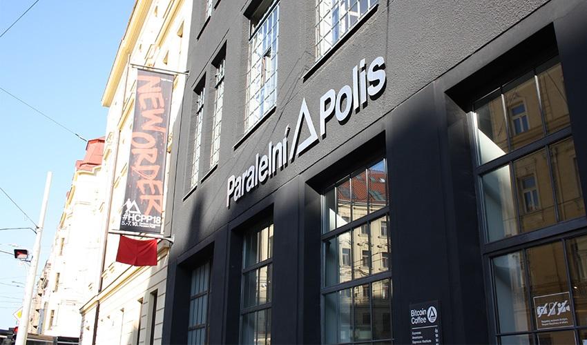 Hackers Congress Paralelní Polis 2018; HCPP18; reportáž; Praha; budova Paralelní Polis
