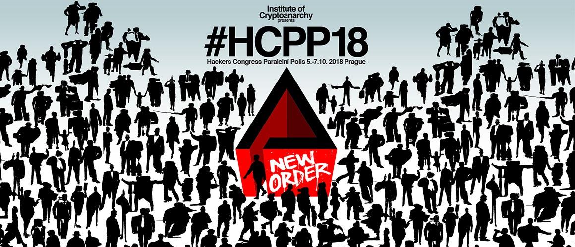 Hackers Congress Paralelní Polis 2018; HCPP18; reportáž; Praha;
