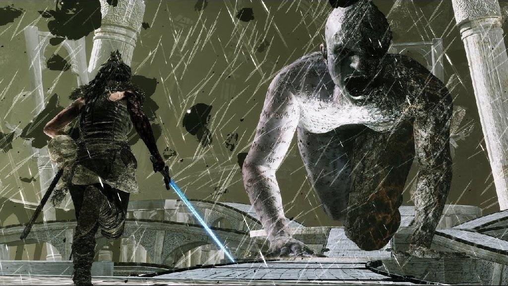 Hellblade: Senua's Sacrifice; Wallpaper: Hela