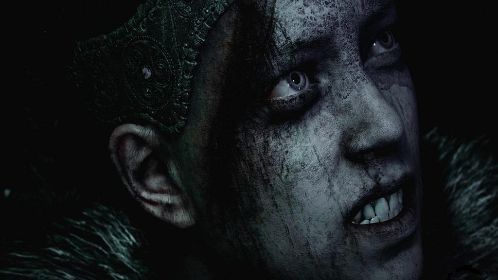 Hellblade: Senua's Sacrifice; Wallpaper: Senua