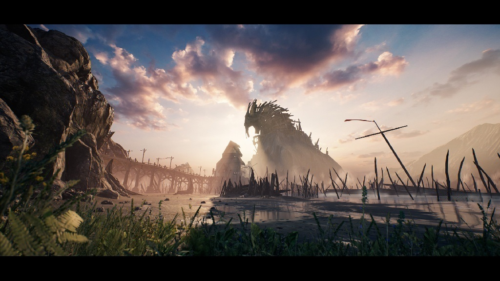 Hellblade: Senua's Sacrifice; Wallpaper: nifelheim