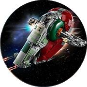 LEGO Raketoplán