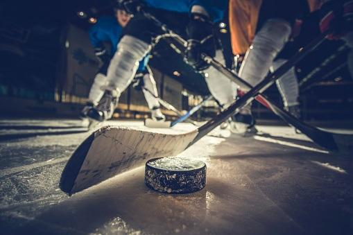 Hokej jaro 2018