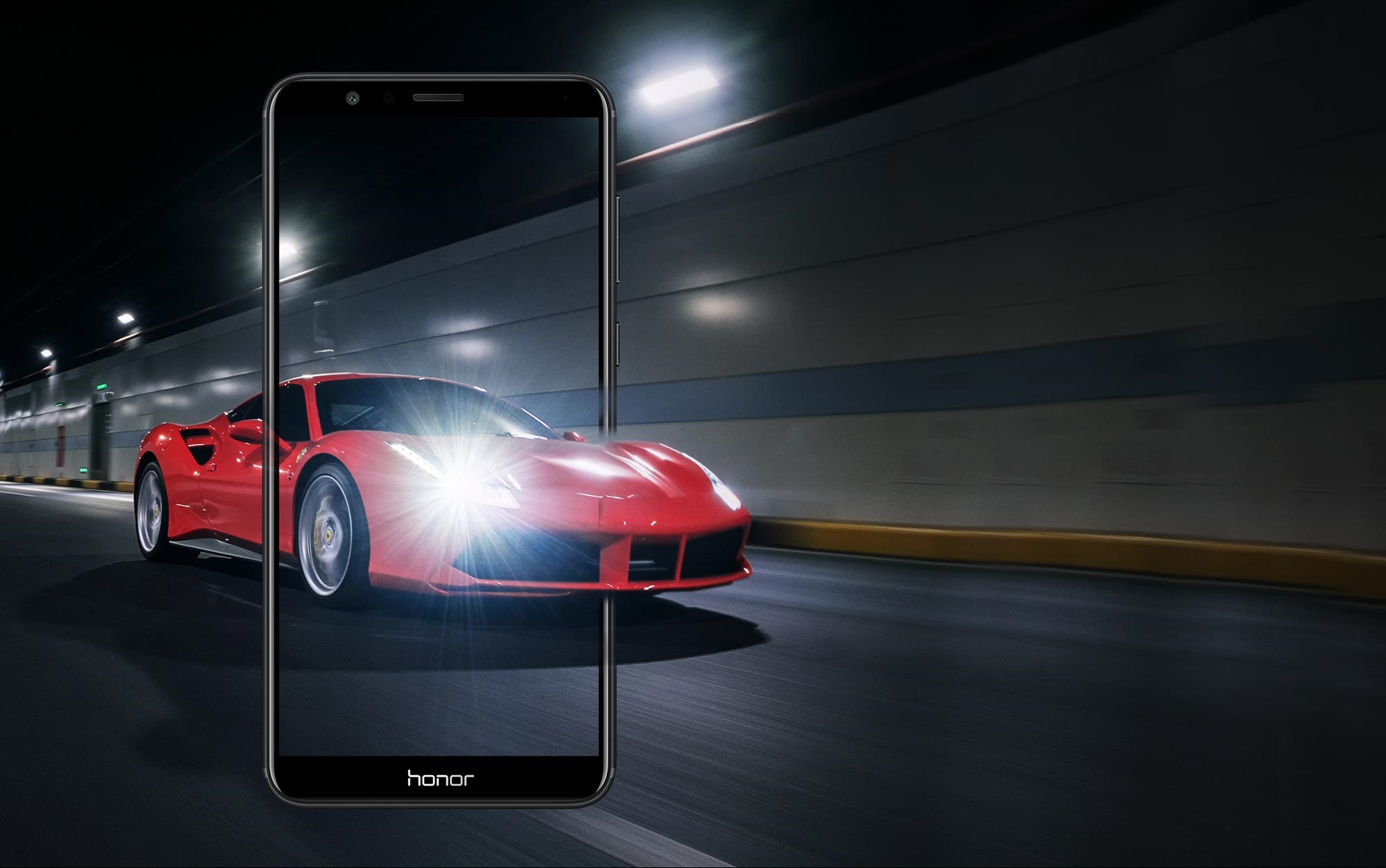 Honor 7X, výkon