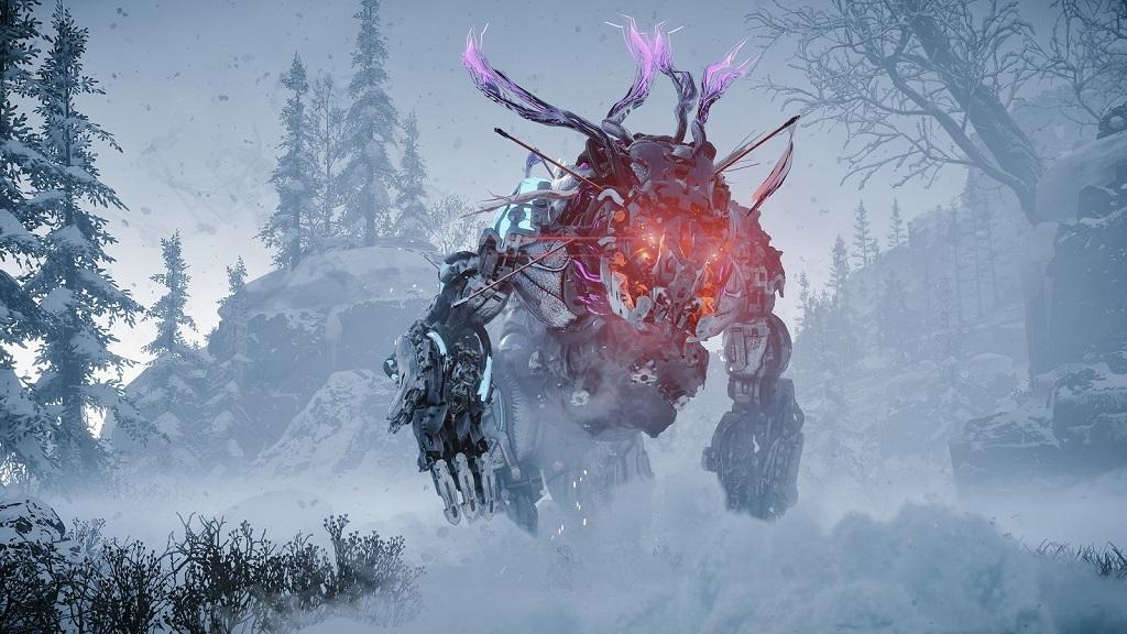 Horizon Zero Dawn: The Frozen Wilds, enemy