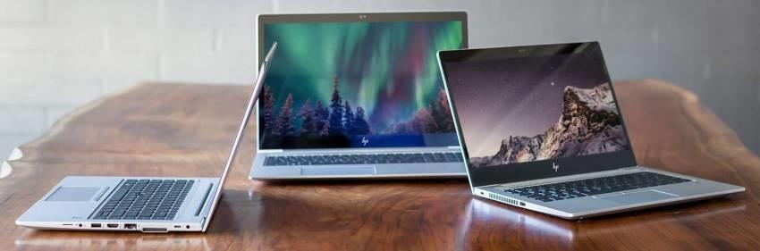Notebook HP EliteBook 800