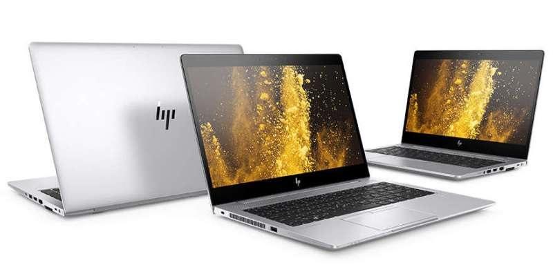 Přichází prémiové notebooky HP EliteBook 800 G5