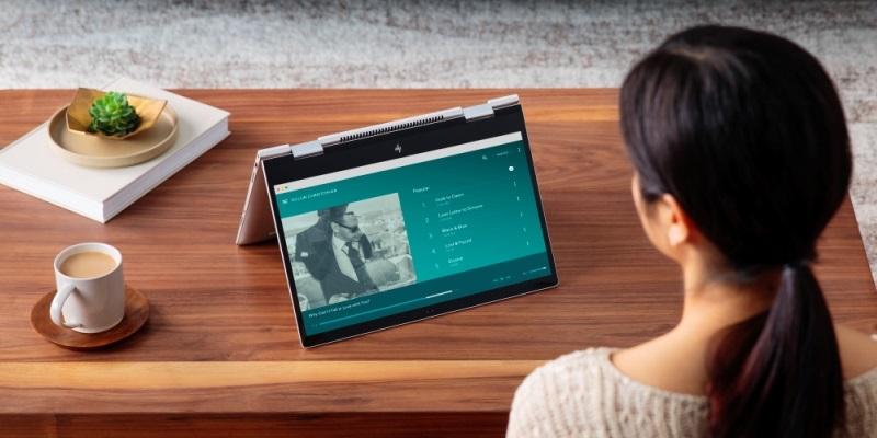 HP představilo prémiovou řadu notebooků ENVY