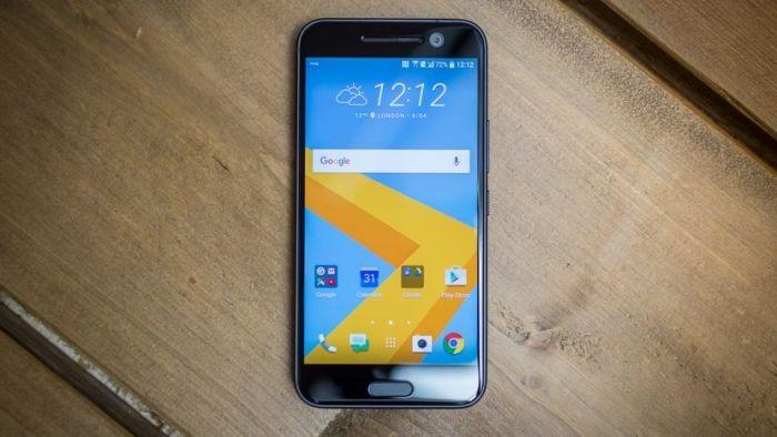 HTC 10 Displej