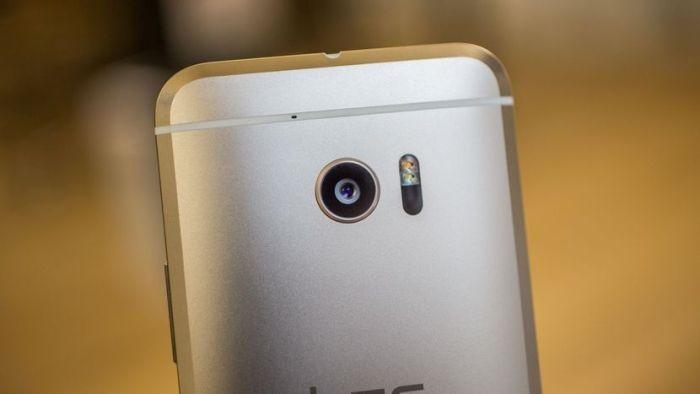 HTC 10 Fotoaparát