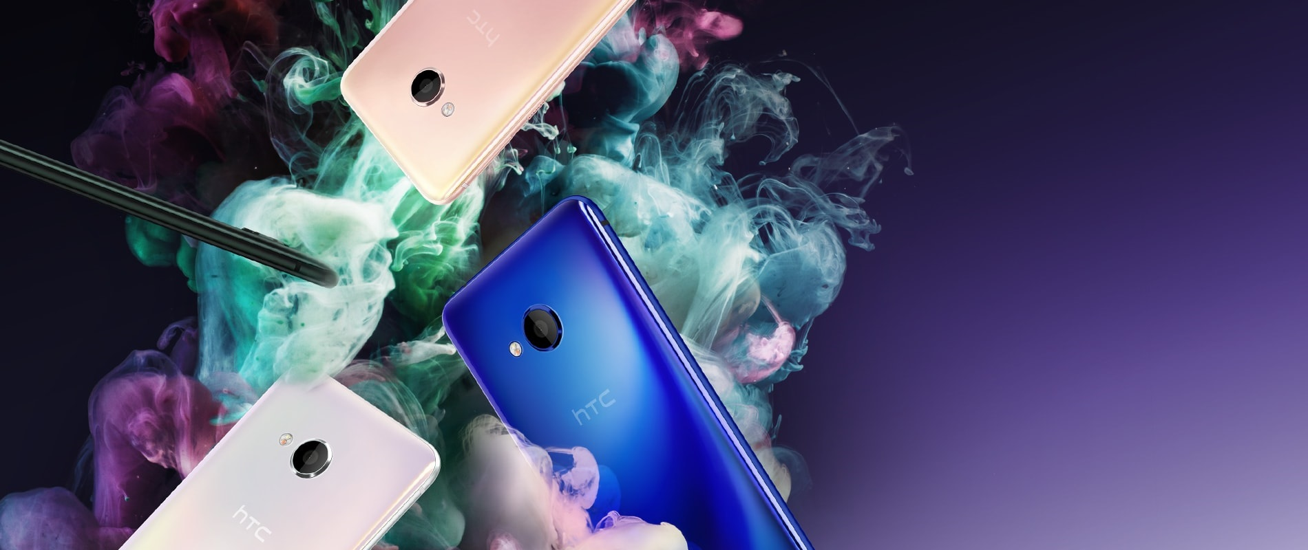 HTC U Ultra, barvy