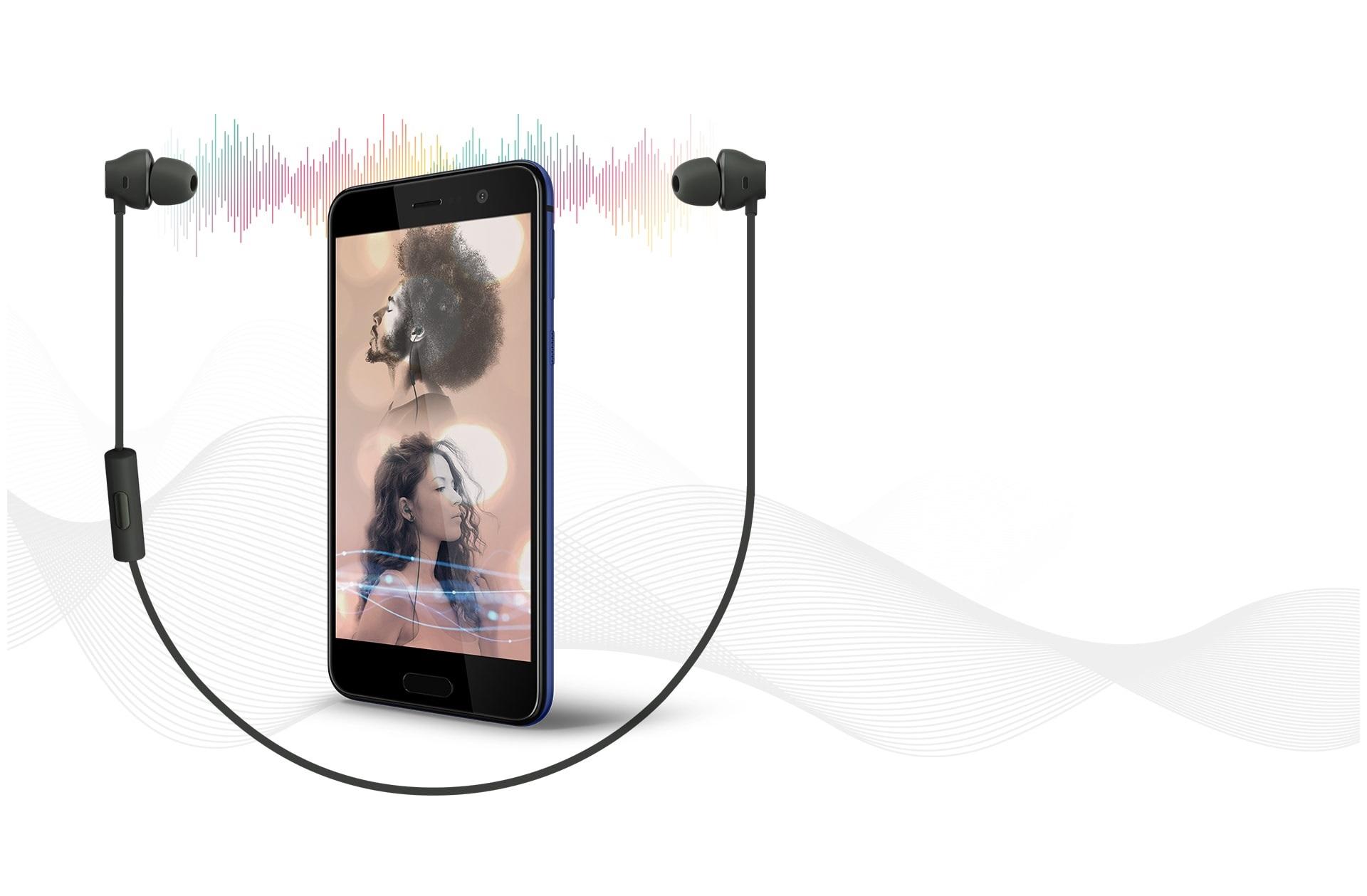 HTC U Ultra, funkce USonic