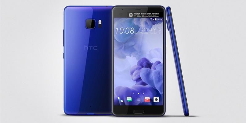 HTC U Ultra je velikán s druhým displejem