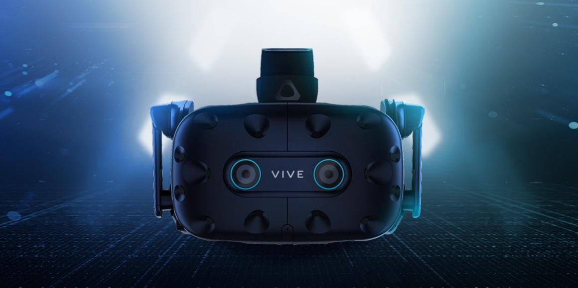 b2dd27e5d HTC Vive Pro Eye: Když virtuální realita ví, kam se díváte | Alza.cz