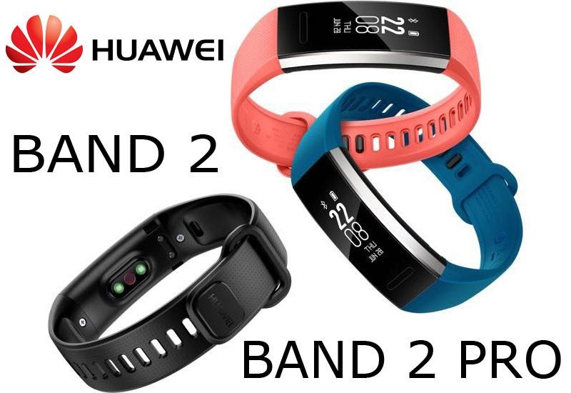 Huawei Band 2 a Band 2 Pro