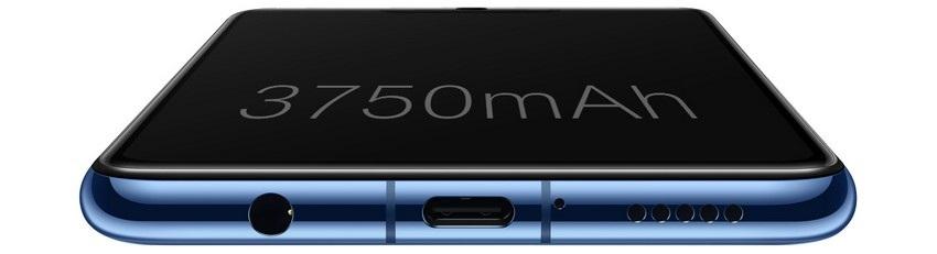 Huawei Mate 20 Lite, baterie