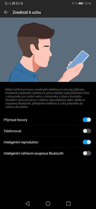 Huawei Mate 20 Pro, os