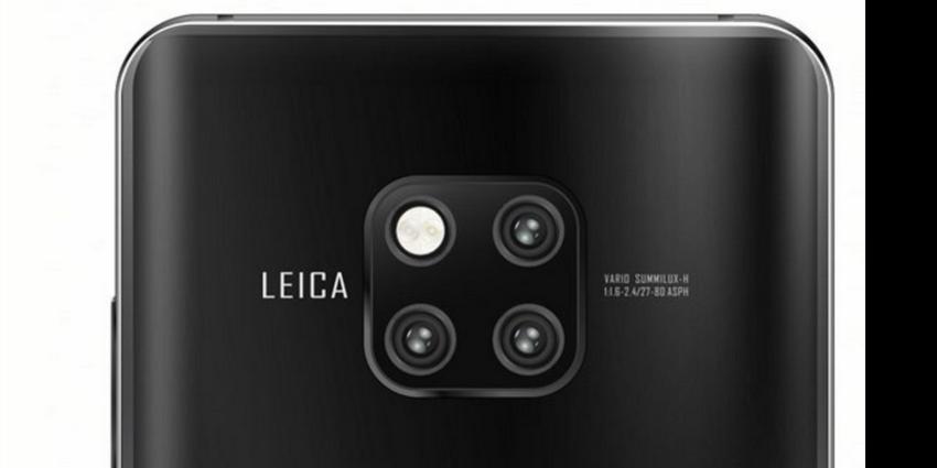 Huawei Mate 20 a Mate 20 Pro, fotoaparát