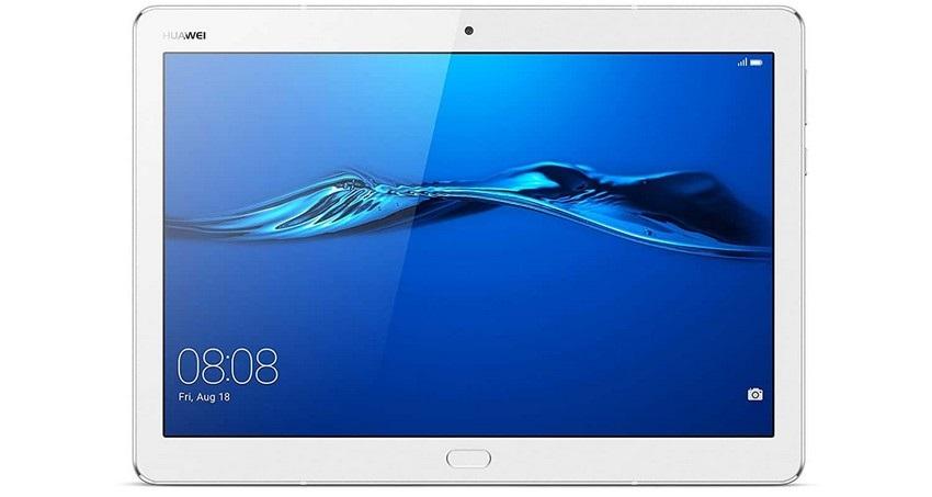 Huawei MediaPad M5, bílý