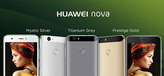 Recenze Huawei Nova