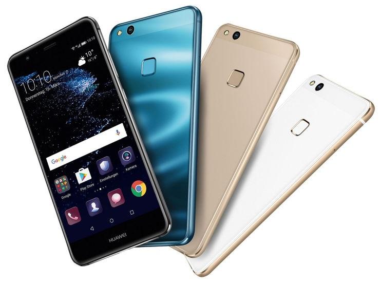Huawei P10 Lite, barvy
