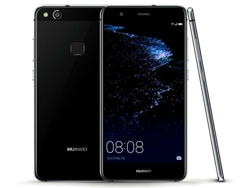 Huawei P10 Lite, černý