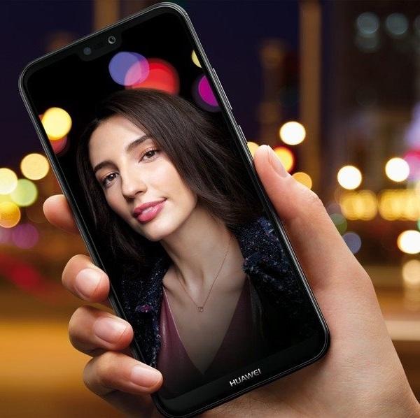 Huawei P20 Lite, fotoaparát