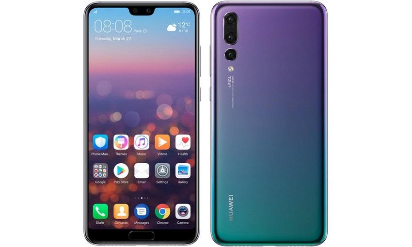 Huawei P20 Pro, umělá inteligence