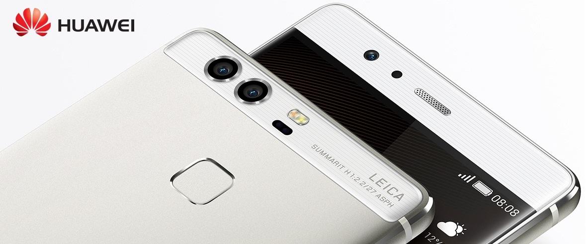 Huawei P9 - jen do 30. 4. s exkluzivním dárkem Talkband 2