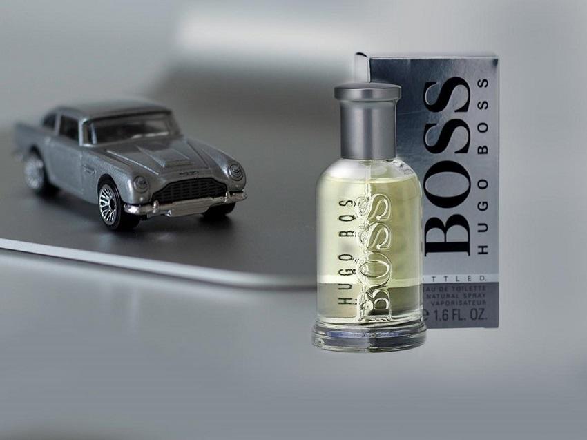 Toaletní voda pro muže HUGO BOSS Boss No. 6 Bottled