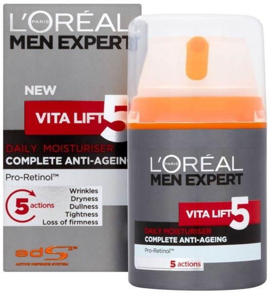 Hydratační krém pro muže