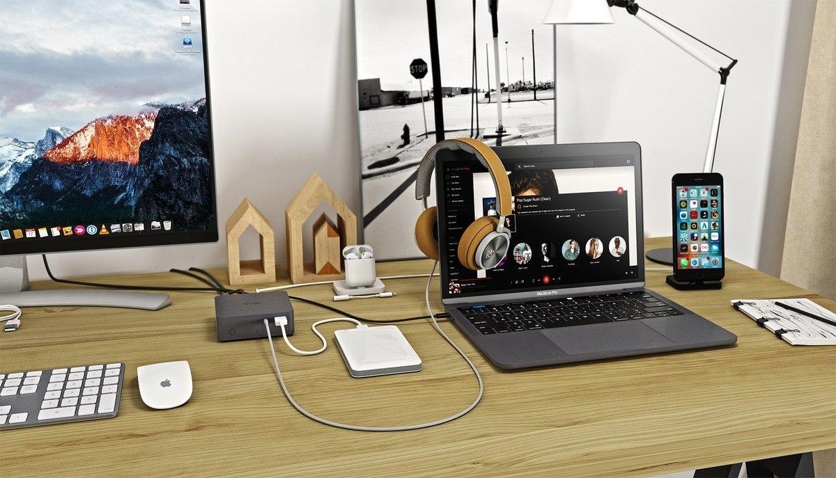 Univerzální dokovací stanice i-TEC zaujme nejen Apple designem