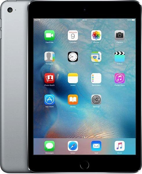 iPad mini 4 šedý