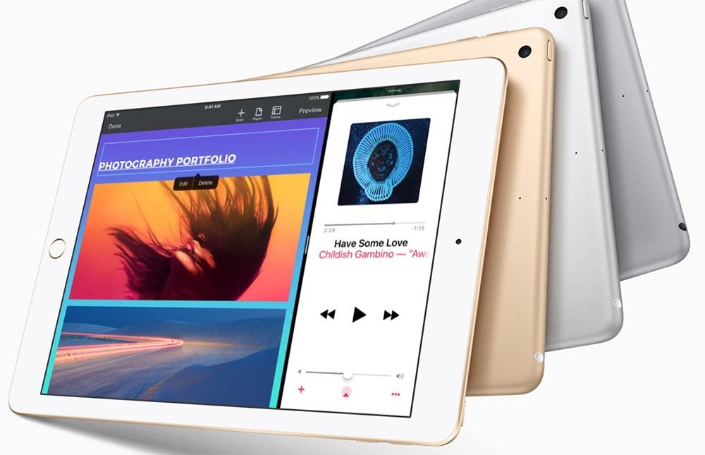 Nový iPad, Retina displej