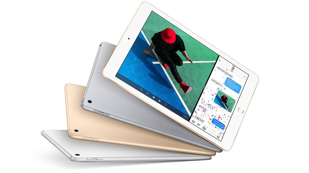 Nový iPad, barevné varianty