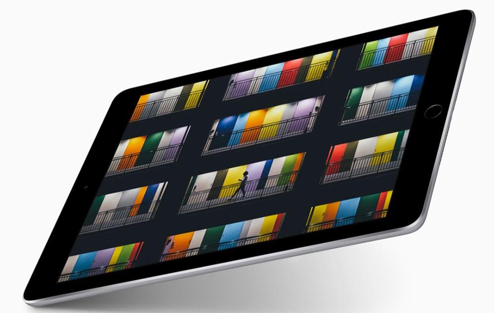 Nový iPad, displej, design