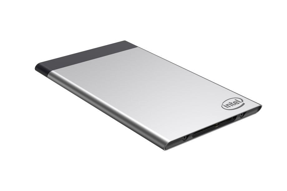 Miniaturní počítač Intel Compute Card