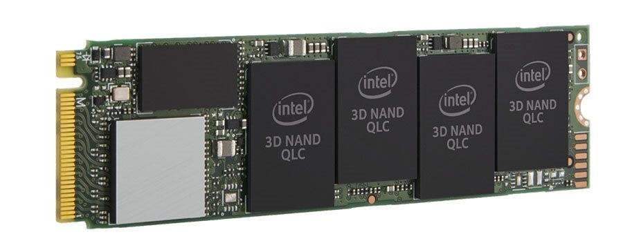Intel SSD 660p, SSD disk