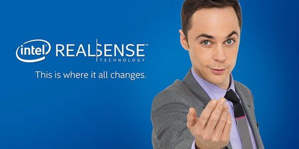 Technologie Intel RealSense je revoluce v oblasti webových kamer