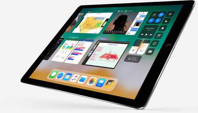 iPad, iOS 11