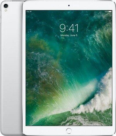 """iPad Pro 10,5"""" - stříbrný"""