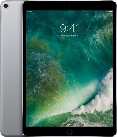 """iPad Pro 10,5"""" - vesmírně šedý"""