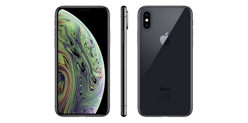 iPhone Xs 256GB ve vesmírně šedé