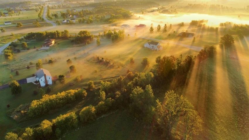 Jak fotit a natáčet s dronem - focení do raw
