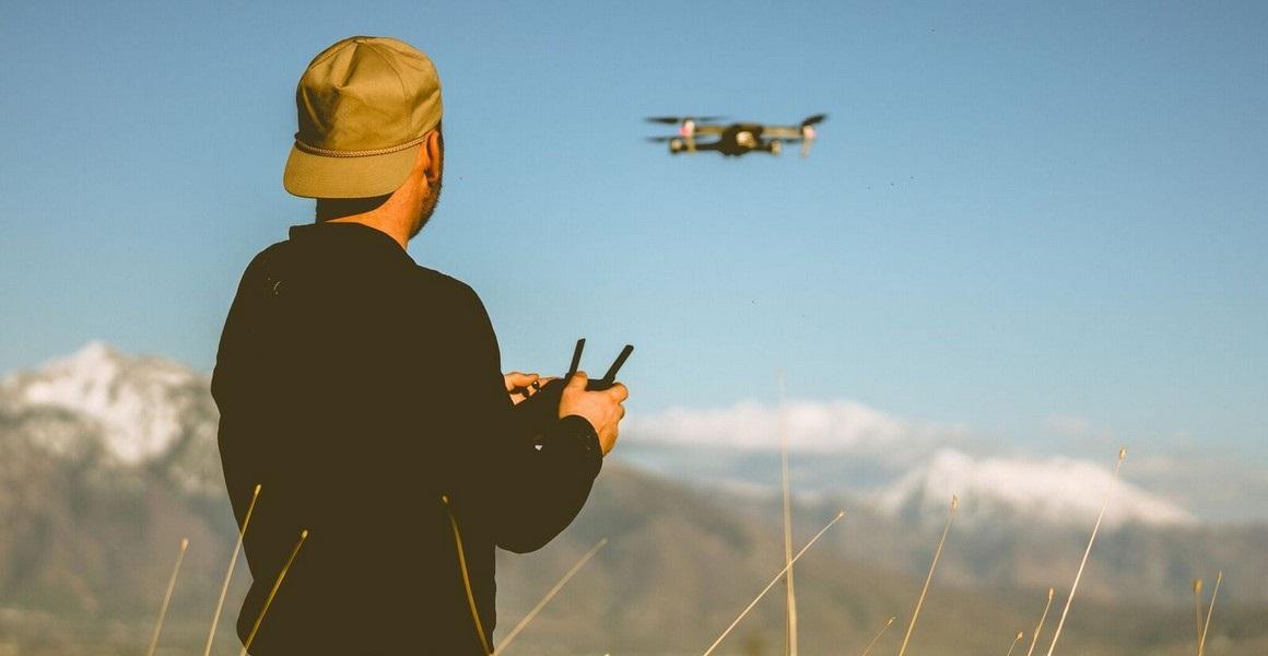 Jak létat s dronem