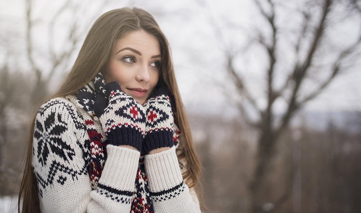 Jak pečovat o pleť v zimě