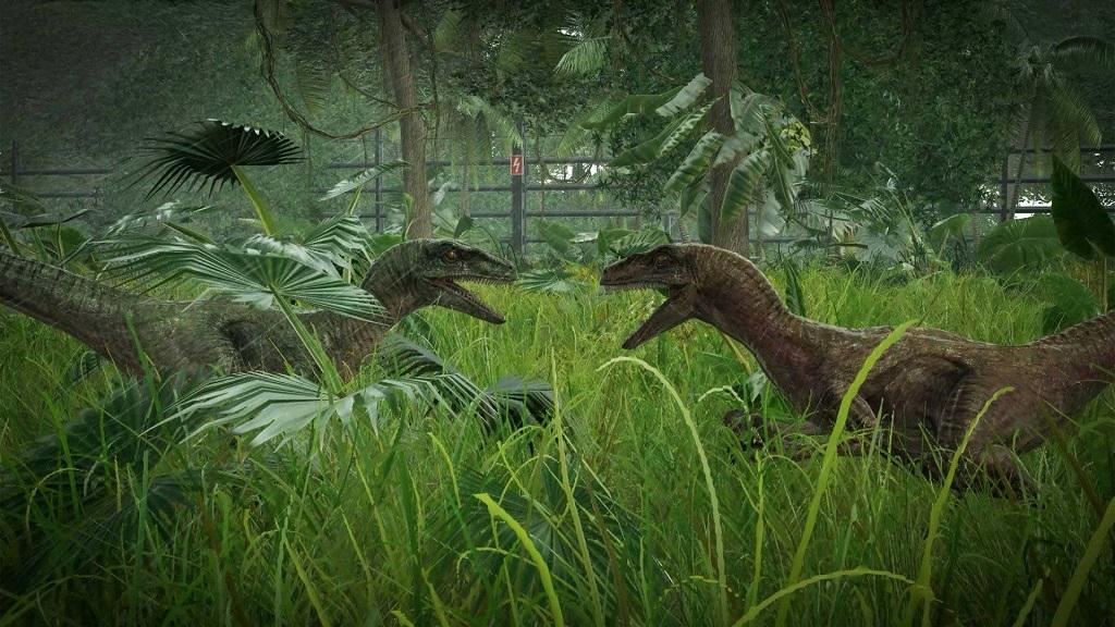 Nejočekávanější hry červen 2018; Jurassic World Evolution, wallpaper, raptoři