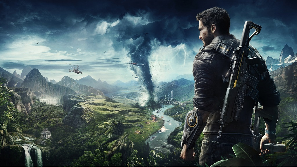 E3 2018; Just Cause